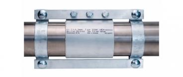 obejmy rurowe aluminiowe z odciążeniem DVK-HD TR