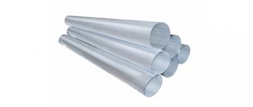 rury aluminiowe wykorzystywane w transporcie pneumatycznym